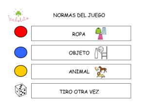 Oca Color Juego De Mesa Infantil Que Suma Oca Trivial Trebolito